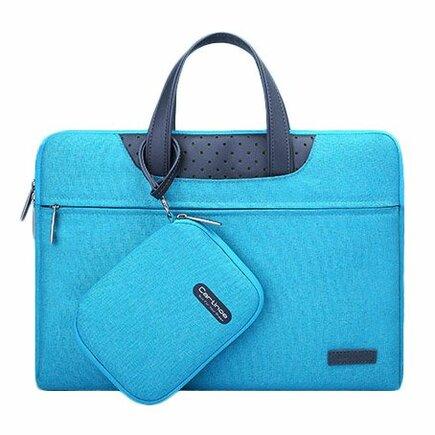 Lamando taška na notebook Laptop 15,4'' modrá