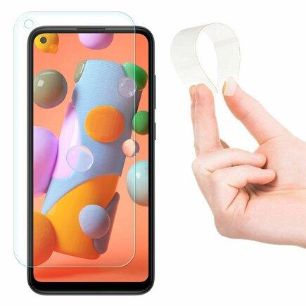 Nano Flexi hybridní elastická skleněná fólie Samsung Galaxy A11