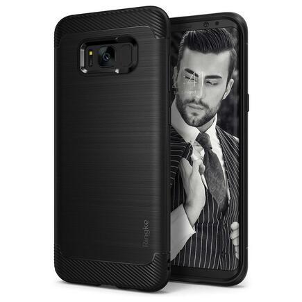 Onyx odolné pouzdro Samsung Galaxy S8 Plus G955 černé (OXSG0002-RPKG)
