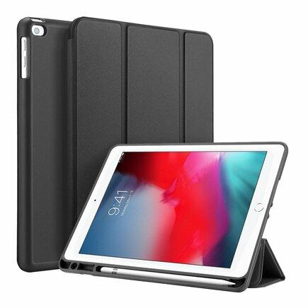 Osom gelové pouzdro na tablet Smart Sleep s podstavcem iPad 9.7'' 2018 / iPad 9.7'' 2017 černé