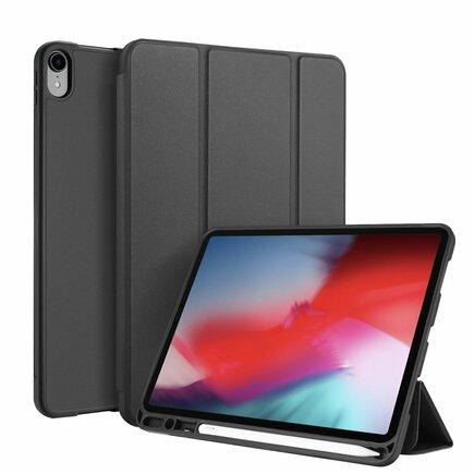 Osom gelové pouzdro na tablet Smart Sleep s podstavcem iPad Pro 11'' 2018 černé