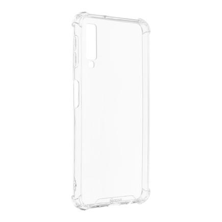 Pouzdro Armor Jelly Roar Samsung Galaxy A7 2018 průsvitné