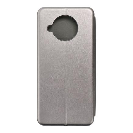 Pouzdro Book Forcell Elegance Xiaomi Mi 10T Lite 5G šedé