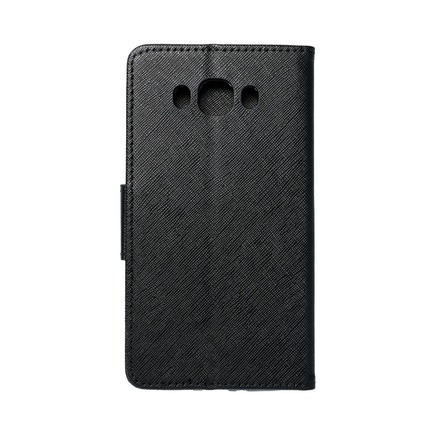 Pouzdro Fancy Book Samsung Galaxy J7 2016 černé