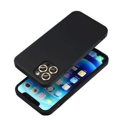 Pouzdro Forcell Silicone Lite Samsung Galaxy A42 5G černé