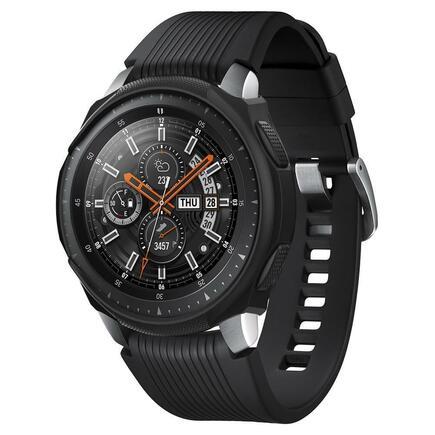 Pouzdro Liquid Air Galaxy Watch 46MM černé