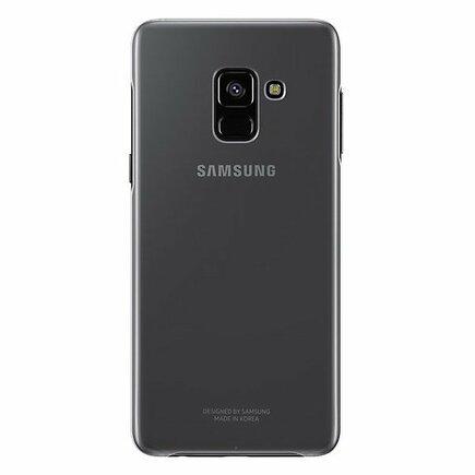 Pouzdro Samsung EF-QA530CT A8 A530 2018 průsvitné