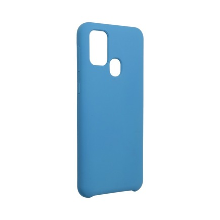 Pouzdro Silicone Samsung Galaxy M31 modré