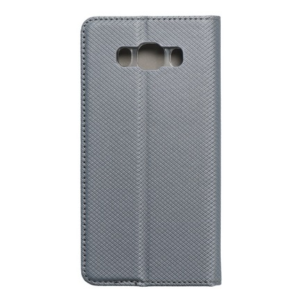 Pouzdro Smart Case book Samsung Galaxy J7 2016 šedé
