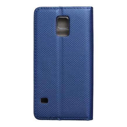 Pouzdro Smart Case book Samsung Galaxy S5 tmavě modré