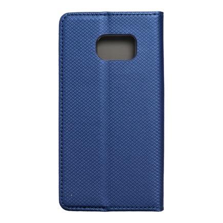 Pouzdro Smart Case book Samsung Galaxy S6 Edge tmavě modré