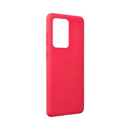 Pouzdro Soft Samsung Galaxy S20 Ultra / S11 Plus červené
