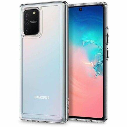 Pouzdro Spigen Ultra Hybrid Galaxy S10 Lite průsvitné