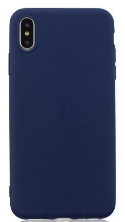 Pouzdro tmavě modré Mat Xiaomi Redmi 4X