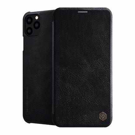 Qin Book Pouzdro pro iPhone 11 Pro černé
