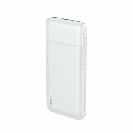 Remax Garie power banka 10000 mAh 2x USB 2,1 A bílá (RPP-96 white)