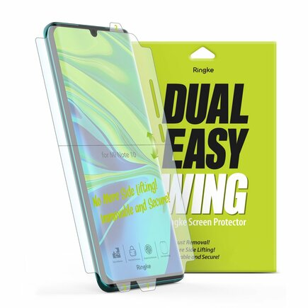 Ringke Dual Easy Film Xiaomi Mi Note 10