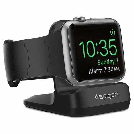 S350 Dokovací stanice pro Apple Watch 1/2/3/4 černá
