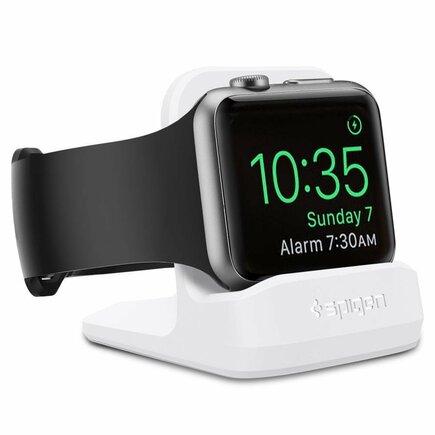S350 Dokovací stanice pro Apple Watch 1/2/3/4/5 bílá