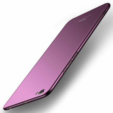 Simple ultratenké pouzdro Xiaomi Redmi Note 5A fialové