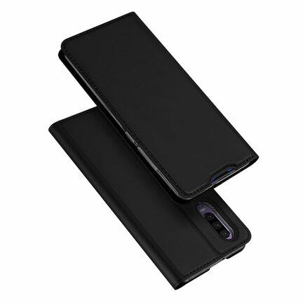 Skin Pro pouzdro s klapkou Huawei P30 černé
