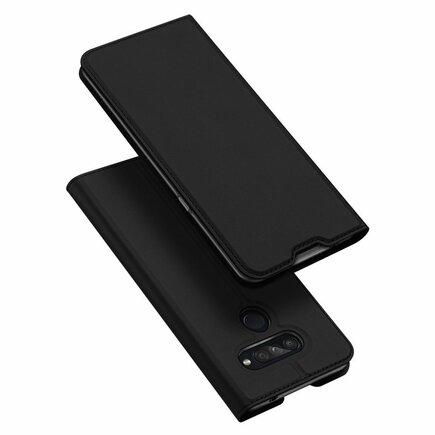 Skin Pro pouzdro s klapkou LG K50S černé
