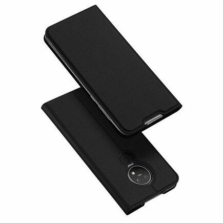 Skin Pro pouzdro s klapkou Nokia 7.2 / Nokia 6.2 černé