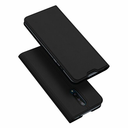 Skin Pro pouzdro s klapkou OnePlus 8 černé