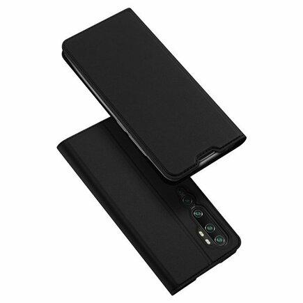 Skin Pro pouzdro s klapkou Xiaomi Mi Note 10 / Mi Note 10 Pro / Mi CC9 Pro černé