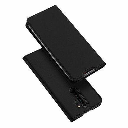Skin Pro pouzdro s klapkou Xiaomi Redmi Note 8 Pro černé