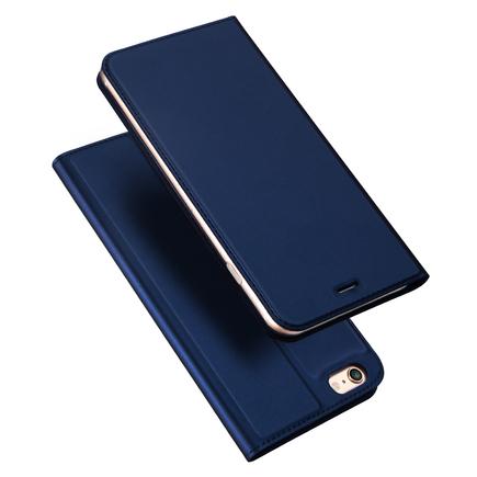 Skin Pro pouzdro s klapkou iPhone SE / 5S / 5 modré
