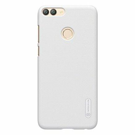 Super Frosted Shield zesílené pouzdro + fólie Huawei P Smart bílé