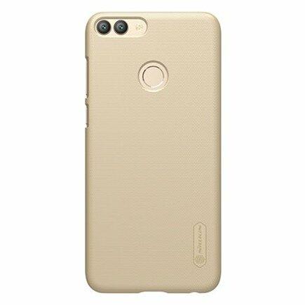Super Frosted Shield zesílené pouzdro + fólie Huawei P Smart zlaté