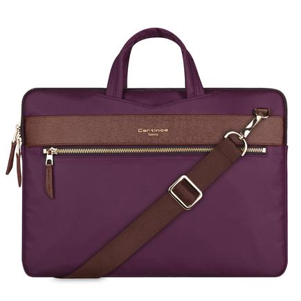 Taška na notebook London Style Series 13,3 palců fialová