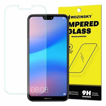 Tempered Glass tvrzené sklo 9H Huawei P20 Lite (balení - obálka)