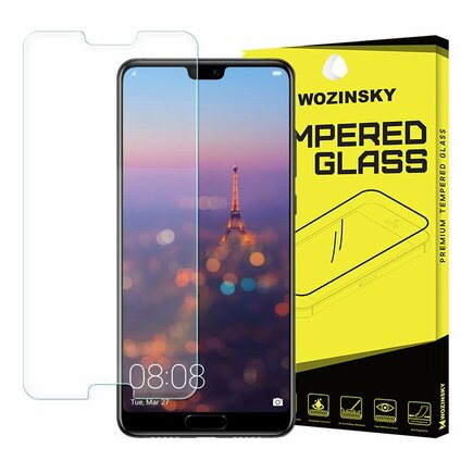 Tempered Glass tvrzené sklo 9H Huawei P20 Pro