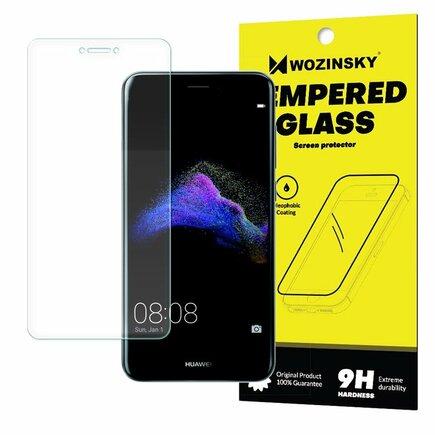 Tempered Glass tvrzené sklo 9H Huawei P9 Lite 2017 / P8 Lite 2017 / Honor 8 Lite / Nova Lite (balení-obálka)