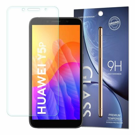 Tempered Glass tvrzené sklo 9H Huawei Y5p