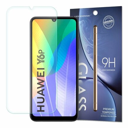 Tempered Glass tvrzené sklo 9H Huawei Y6p / Honor 9A