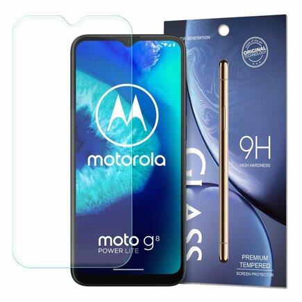 Tempered Glass tvrzené sklo 9H Motorola Moto G8 Power Lite
