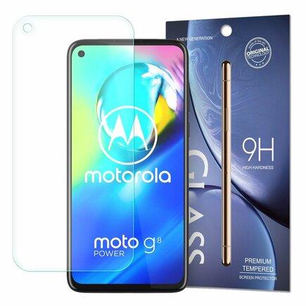 Tempered Glass tvrzené sklo 9H Motorola Moto G8 Power