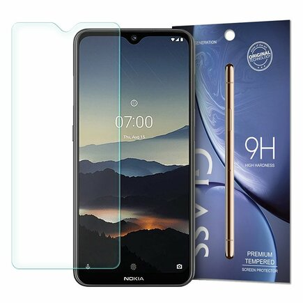 Tempered Glass tvrzené sklo 9H Nokia 7.2 / Nokia 6.2