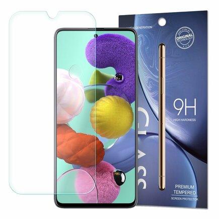 Tempered Glass tvrzené sklo 9H Samsung Galaxy A71