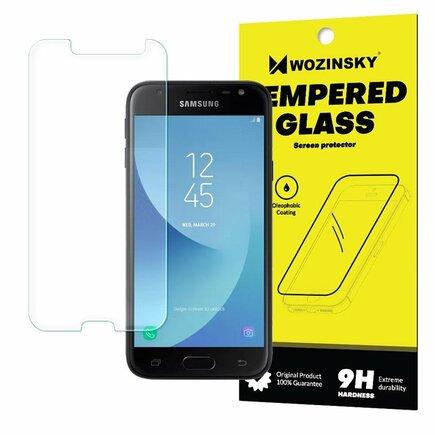 Tempered Glass tvrzené sklo 9H Samsung Galaxy J3 2017 J330 (balení-obálka)