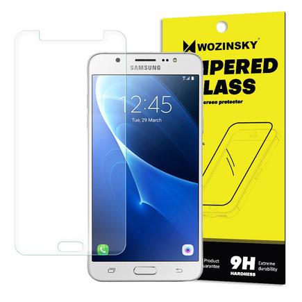 Tempered Glass tvrzené sklo 9H Samsung Galaxy J5 2016 J510 (balení - obálka)