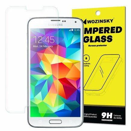 Tempered Glass tvrzené sklo 9H Samsung Galaxy S5 G900 (balení - obálka)