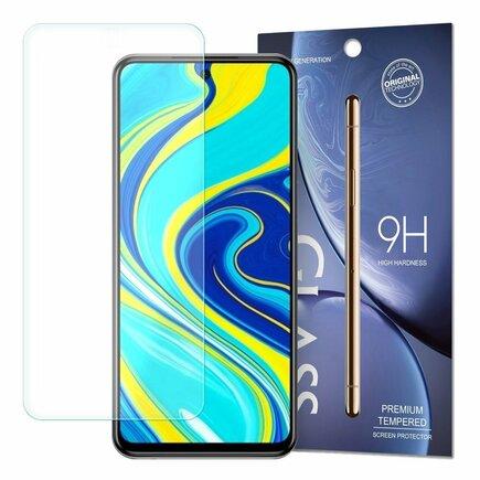 Tempered Glass tvrzené sklo 9H Xiaomi Redmi Note 9 Pro / Redmi Note 9S / Poco X3 NFC