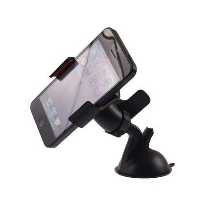 Univerzální držák do auta pro telefon černý