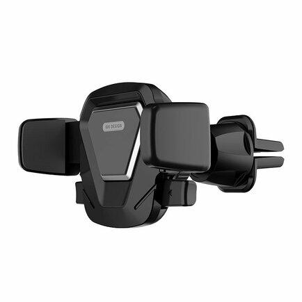 WK Design držák do auta na ventilační mřížku černý (WP-U82 black)