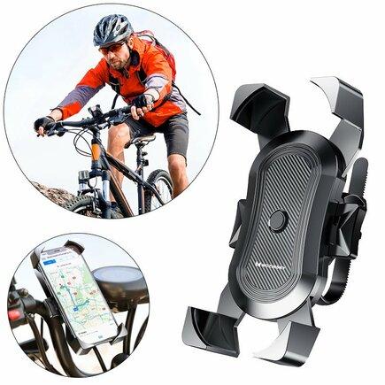 Cyklistický držák na telefon